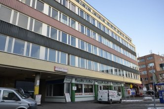Forenom Serviced Apartments Oslo Carl Berners Plass