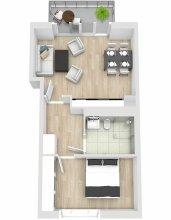 Luxury downtown apartments ap 208