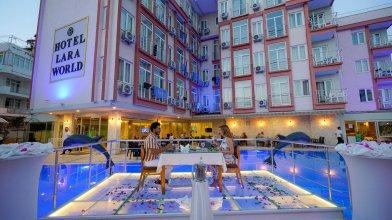 Отель Lara World