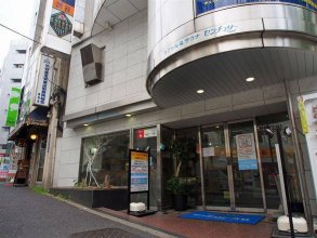 Capsule and Sauna Century Shibuya