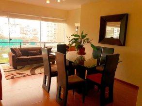Nice Apartment Malecon Balta Miraflores
