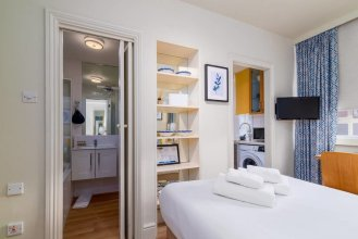 Bright Gorgeous Studio in Chelsea, 2 Guests
