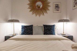 Bright &modern 1bed Apt,sleeps 3 nr La Latina