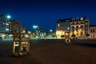 Ekoidea Apartmets - Bohaterów Getta Square