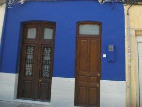 Bella Casa Histórica Junto a la Playa 2 Terrazas