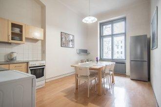 Huge apartment just around the corner of Wenceslas Square