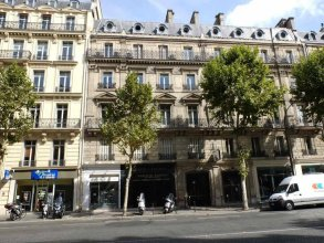 Apart Inn Paris - Haussmann Champs Elysees