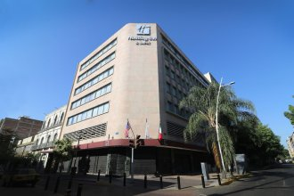 Holiday Inn Hotel And Suites Centro Historico