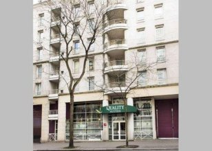 Отель Quality Suites Bercy Bibliotheque
