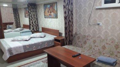 Отель Saltanat