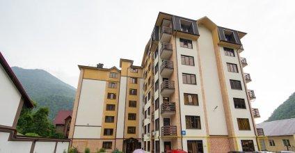 Апартаменты More Apartments на ул. ГЭС, 5-4