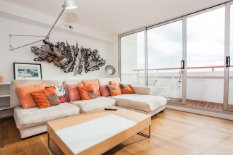 Colourful 2BD Flat in Marylebone With Amazing View