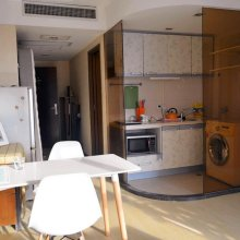 Big Hero Apartment Hotel (Shenzhen Futian Port)