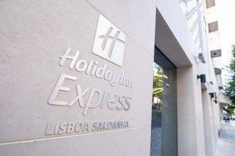 Holiday Inn Express Lisbon - Plaza Saldanha