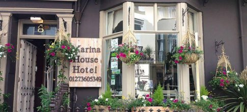 Brighton Marina House Hotel - B&B