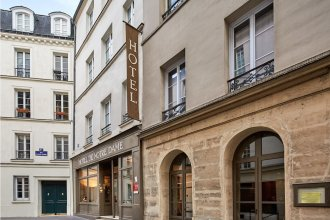 Hotel De Notre Dame Maître Albert