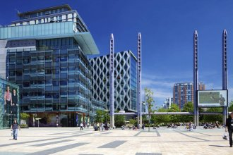 The Heart Apartments @ Mediacity Uk