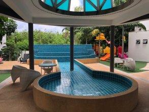 Laguna Beach 1A With Swimming Pool Views Pattaya