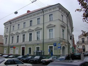 Апартамент с 2 спальнями возле ратуши