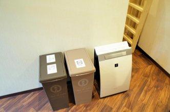 Okubo bnbplus Capsule hotel Mix dormitory