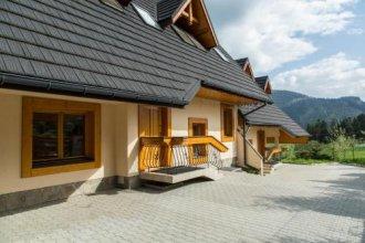 Rezydencja Szeligówka De Lux z sauną