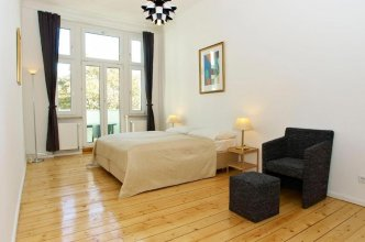 BerlinLux Apartments - City West