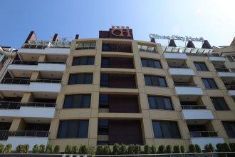 Отель Olives City