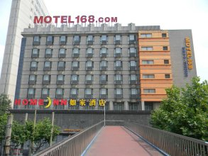 Motel 168 Shanghai East Tianmu Road Inn