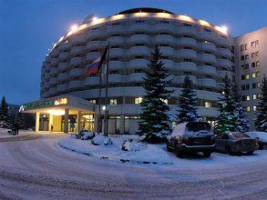 Отель Holiday Inn Moscow Seligerskaya