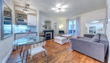 Chic & Spacious Flat at Tocqueville