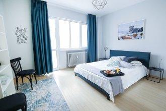 FM Deluxe 2-BDR Apartment - Nika's Place on Dondukov Blvd.