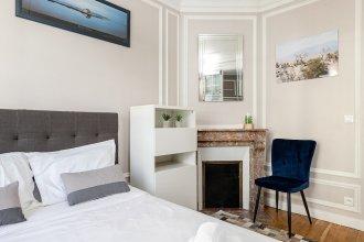 Eiffel Tower- Boucicaut Private Apartment