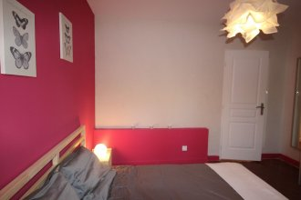 Appartement meublé Minimes Le Nid