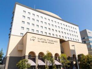 Hotel Terrace the Square-Hitachi