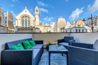 Furnished Flats in Central Paris