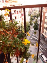 Apartment With 3 Bedrooms in Orihuela, With Wonderful Mountain View, Terrace and Wifi - 30 km From the Beach