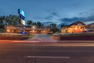 Canadas Best Value Inn Calgary Chinook Station