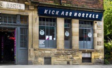 Kick Ass Grassmarket (18+ hostel)