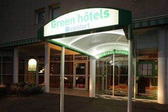 Green Hotels Eco Roissy Parc des Expositions