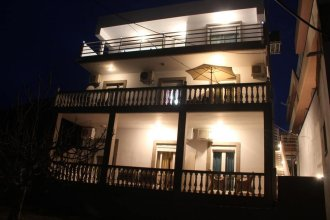 Apartment With 2 Bedrooms in Rhodes, Greece, With Wonderful sea View, Furnished Terrace and Wifi - 350 m From the Beach