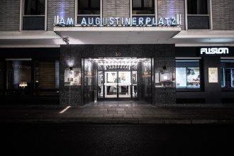 Отель Am Augustinerplatz