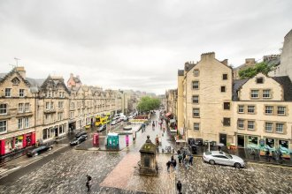 GuestReady Apartment in Historic Grassmarket