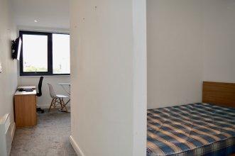 Peaceful Studio Apartment in Manchester Centre