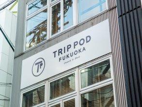 TRIP POD FUKUOKA -snack & bed- - Hostel