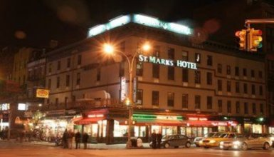 St Marks Hotel