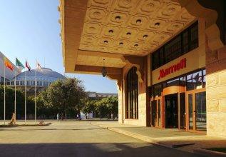 Гостиница Marriott Новосибирск
