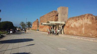 Riad La Porte Du Bouregreg