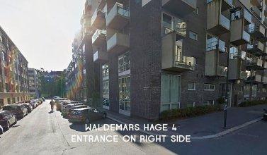 Nordic Host Luxury Stu-Waldemars Hage 4A
