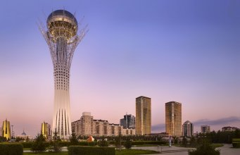 The Ritz Carlton Astana