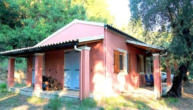 House With 2 Bedrooms in Corfou, With Wonderful Mountain View